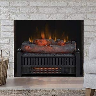 Duraflame Juniper Infrared Electric Fireplace Log Set