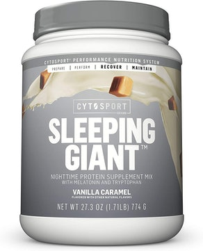 CYTOSPORT Sleeping Giant Nighttime Supplement Mix (1.71 Pounds)