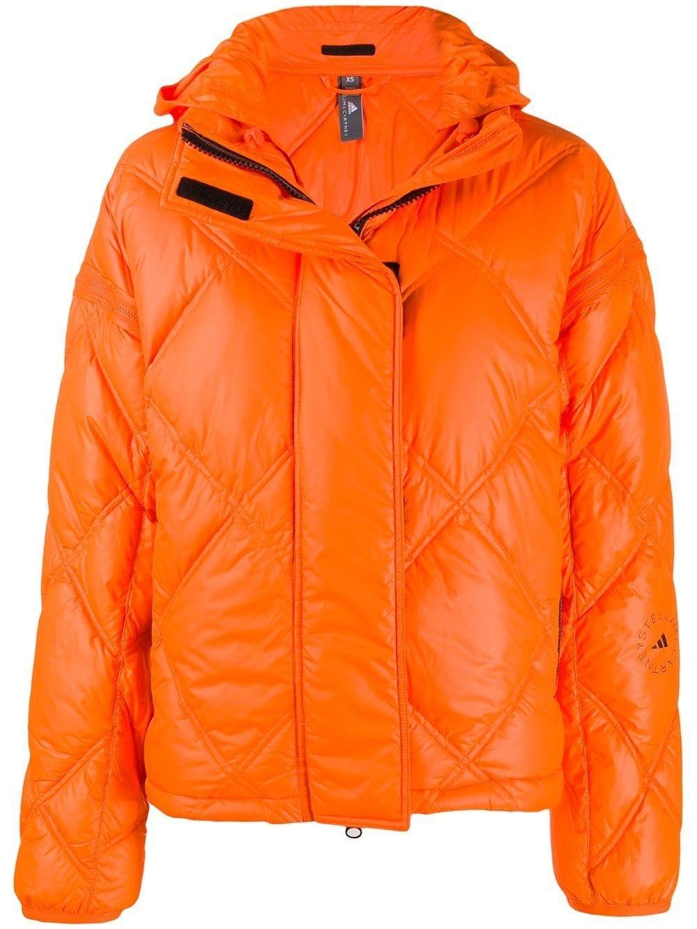 convertible high-neck puffer jacket