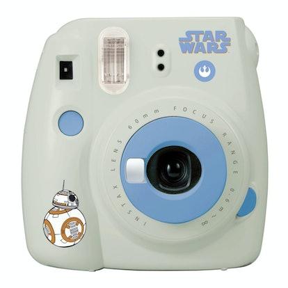 Fujifilm Instax Mini 9 Instant Camera (Star Wars Edition)