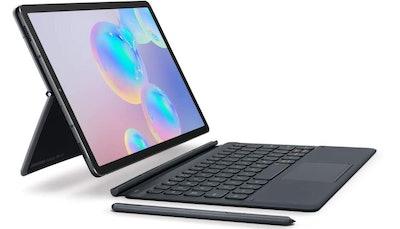 Samsung Galaxy Tab S6 (10.5-Inch, Wi-Fi, 256 Gigabytes)