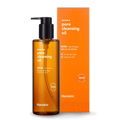 Hanskin Alpha Hydroxy Acid Pore Cleansing Oil