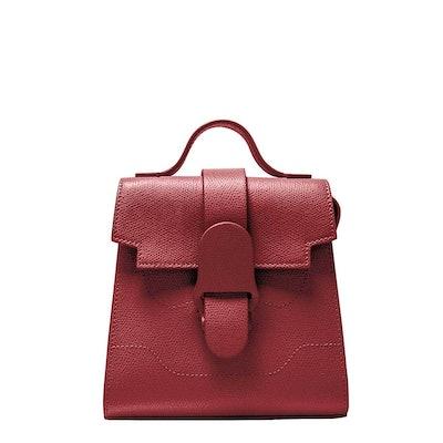 Alunna Mini Bag — Merlot