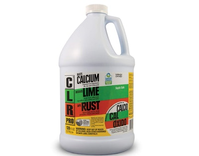 CLR PRO Calcium, Lime, and Rust Remover (128 Oz.)