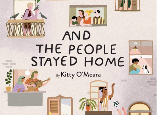 The pandemic poem 'And The People Stayed Home' is now a children's book.