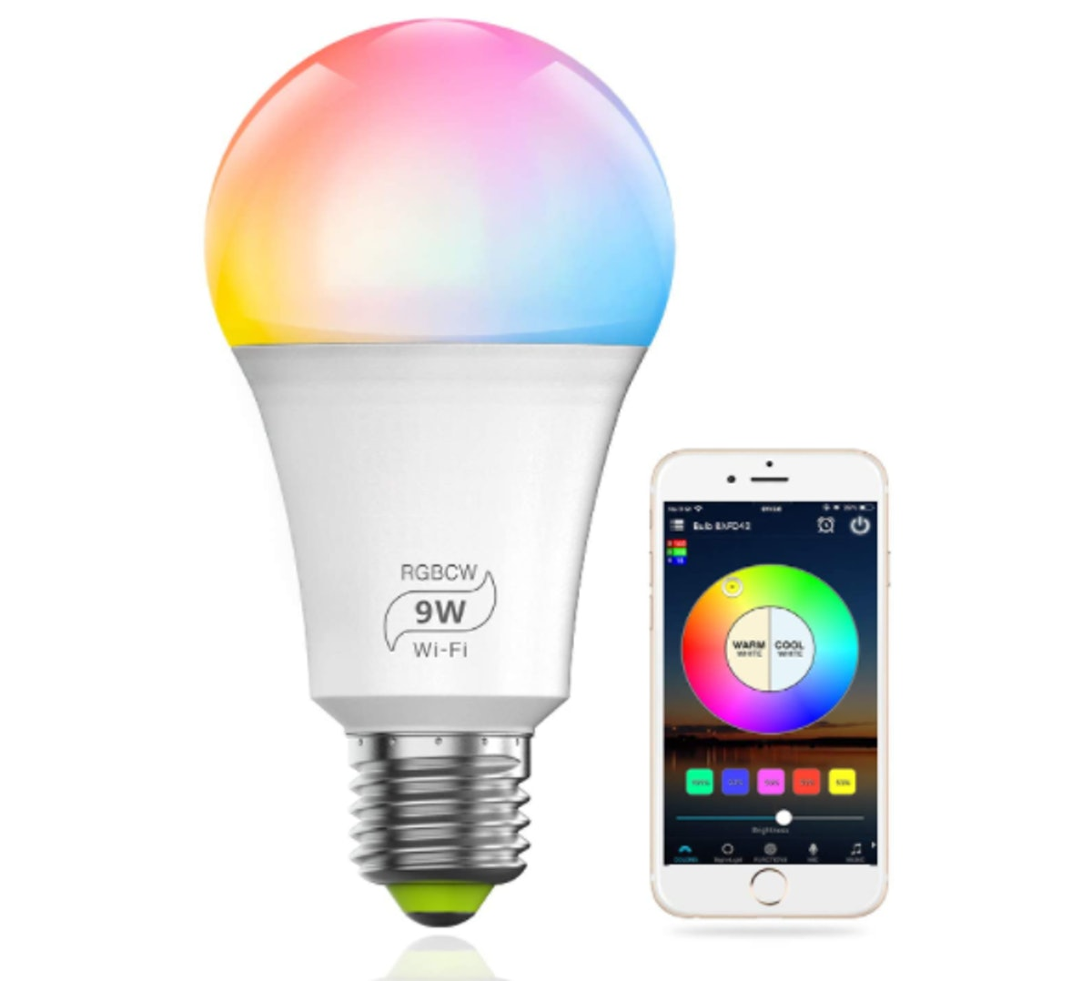 MagicLight Smart Lightbulb