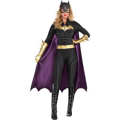 Batgirl Jumpsuit Costume