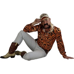 Joe Exotic and eight other meme-inspired halloween costumes.