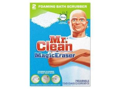 Mr. Clean Magic Eraser Bathroom Scrubber (2-Pack)