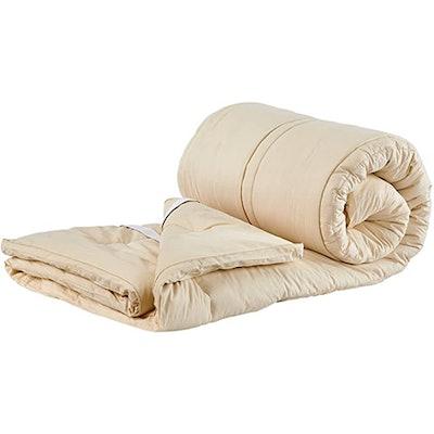 Sleep & Beyond Merino Wool Mattress Topper (Queen)