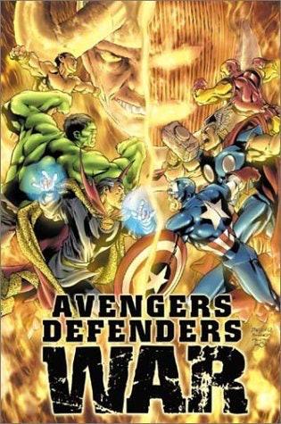 avangers defenders war