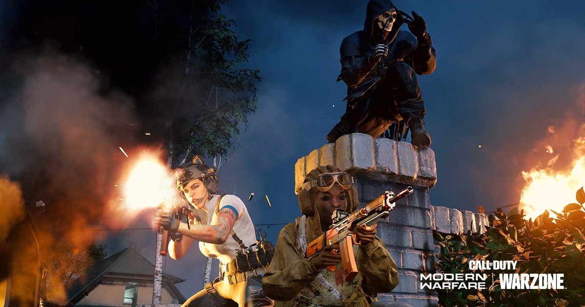 Where to find all 16 'Call of Duty: Warzone' Trick or Treat supply boxes