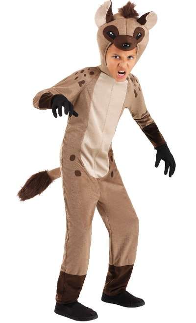 Kid's Hyena Costume