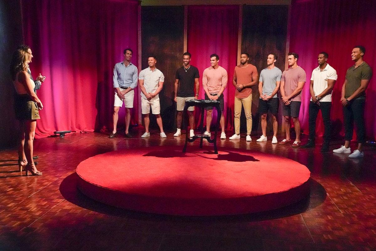'Bachelorette' group date