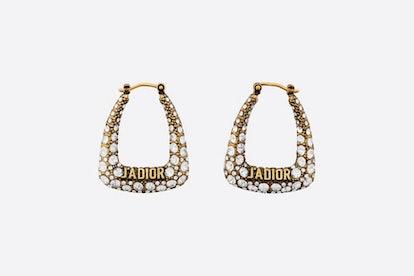 J'aDior Hoop Earrings