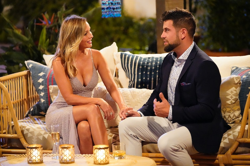 Blake Moynes earned comparisons to Luke P. from 'Bachelorette' fans after crashing Clare's group date.