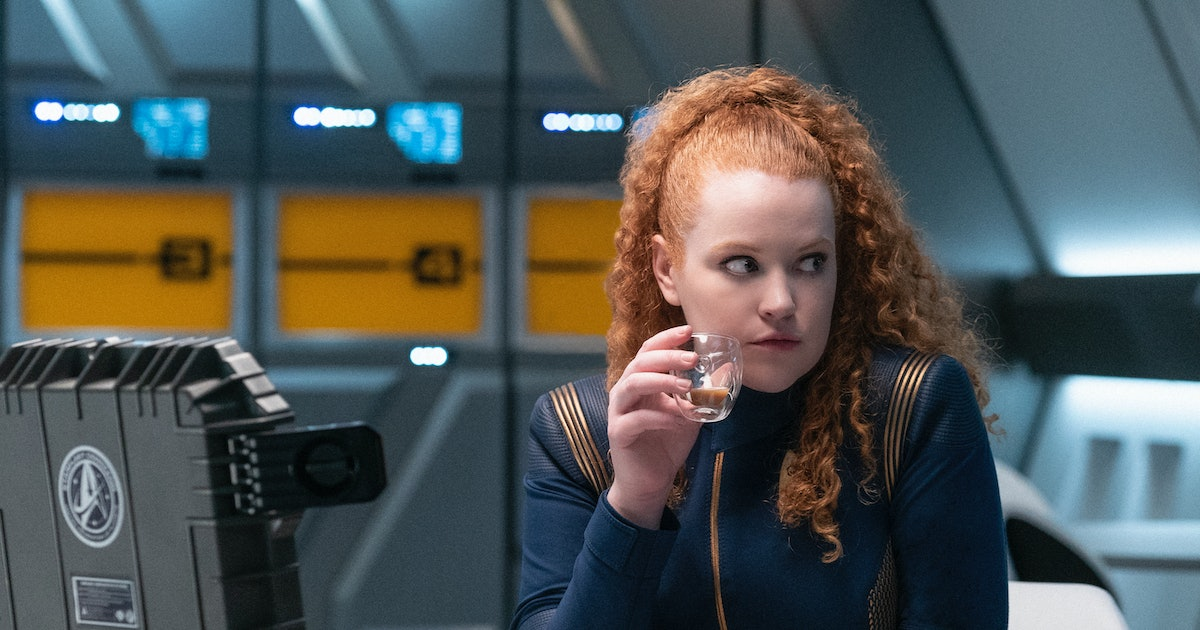 Mary Wiseman reveals how far Tilly will go to be captain on 'Discovery'