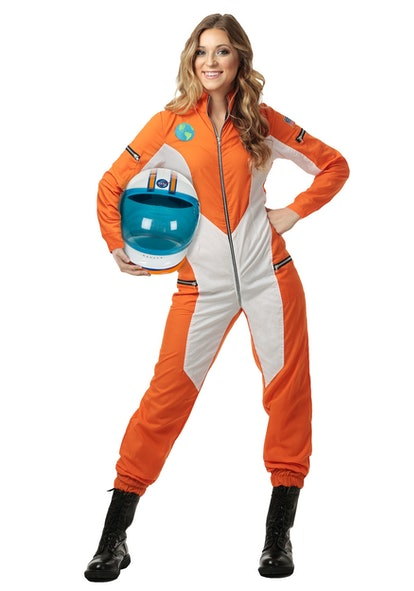 FUN Costumes Astronaut Jumpsuit for Plus Size Women