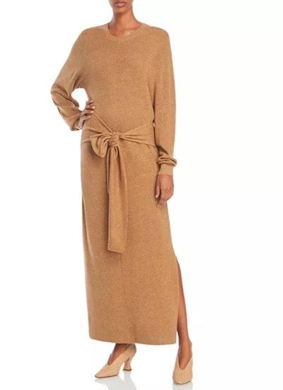 Alnai Maxi Sweater Dress
