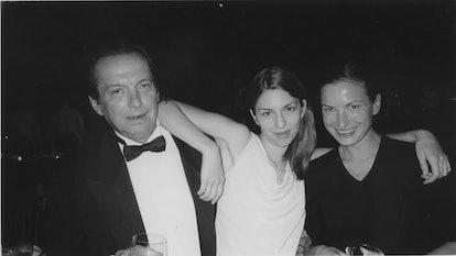 Dean Tavoularis, Coppola, and Zoe Cassavetes