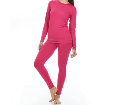 Thermajane Ultra-Soft Fleece-Lined Thermal Set