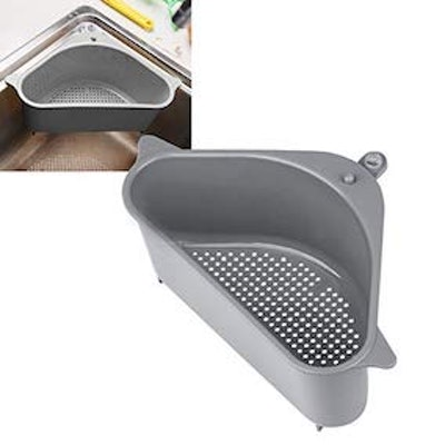 INTOLIVES Kitchen Drain Shelf