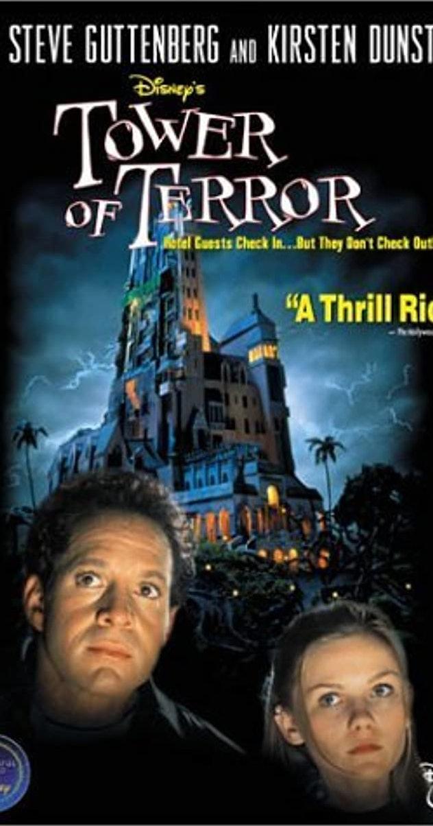 tower of terror, 1997 disney episode