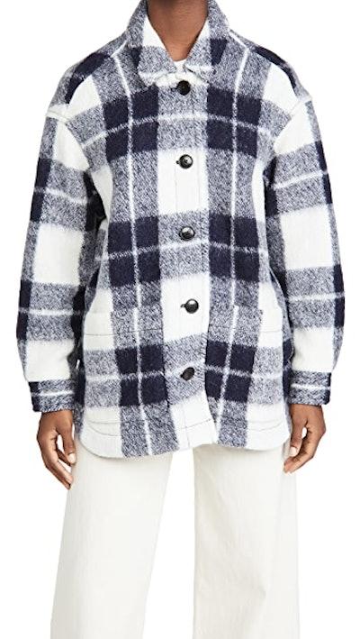 Madewell Walton Shirt Jacket
