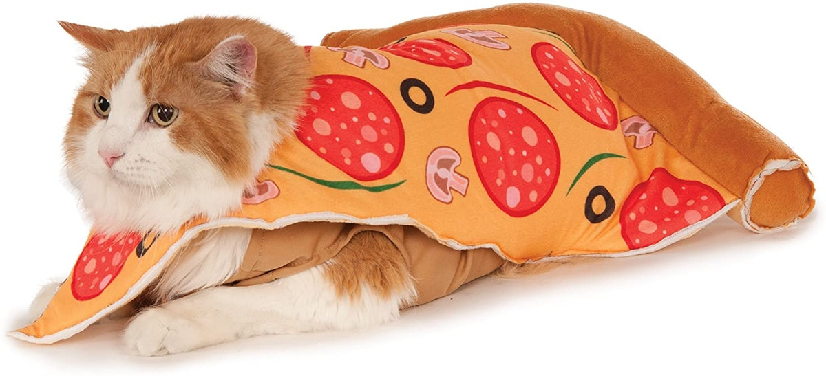 Rubie's Costume Company Pizza Slice Pet Suit