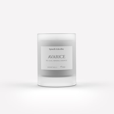 Avarice Candle
