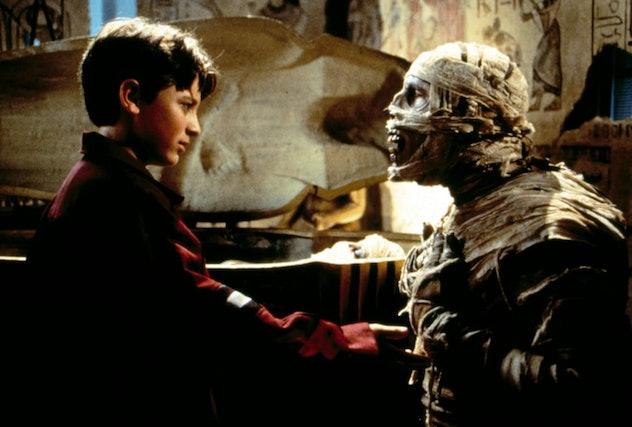 """still from 1997 disney movie """"under wraps"""""""