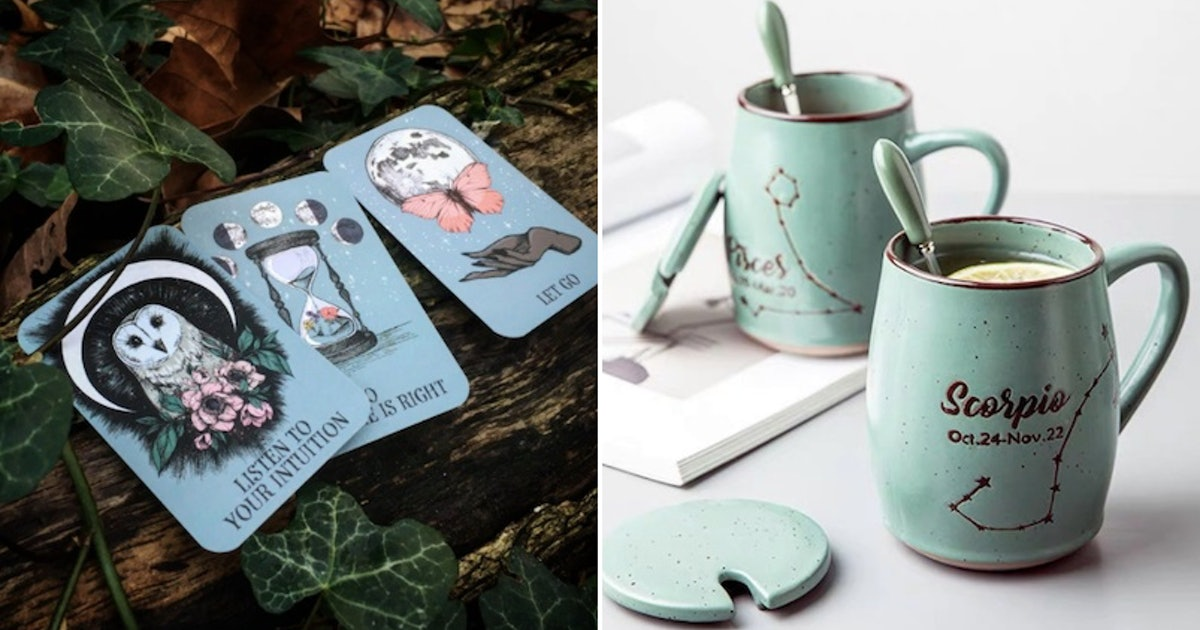 Every Astrology Lover Will Be Starry-Eyed Over These Zodiac Boo Basket Ideas