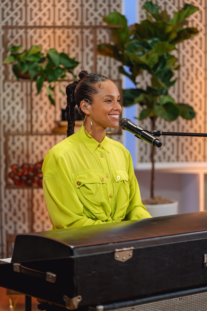 Alicia Keys' Keys Soulcare Lounge event was about the ethos of the brand.