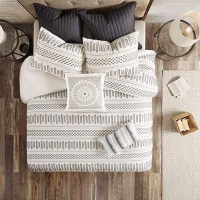 INK+IVY Rhea 100% Cotton Comforter Set (3 Pieces)
