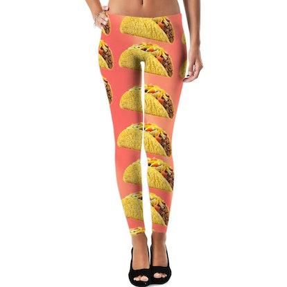Fullcircleapparel Taco Leggings