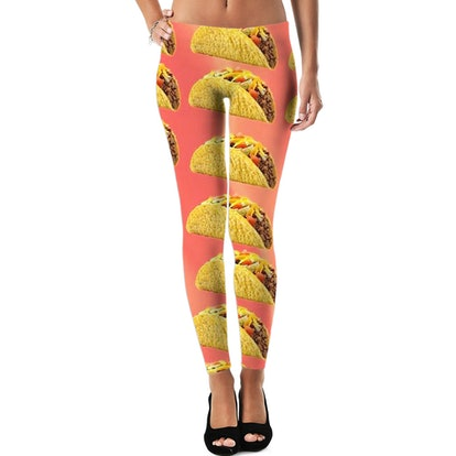 Fullcircleapparel Taco Leggings