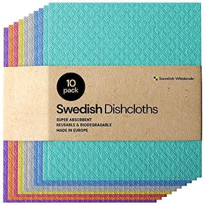 Swedish Wholesale Sponge Cloths