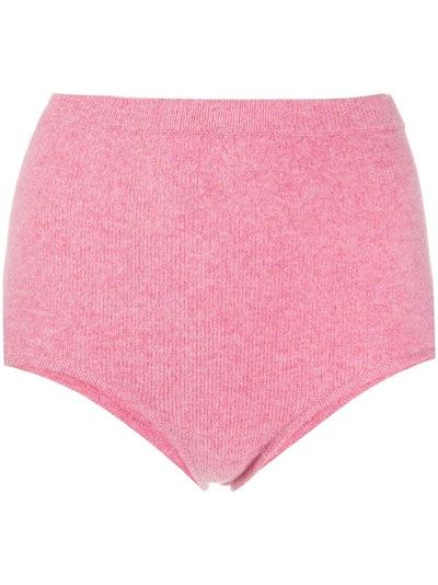 Sandro Mimie Knitted Shorts