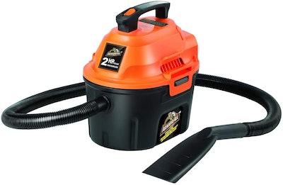 Armor All 2.5 Gallon HP Wet/Dry Utility Shop Vacuum
