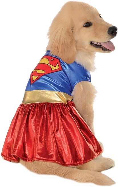 Rubie's Costume DC Heroes and Villains Collection Pet Costume - Supergirl