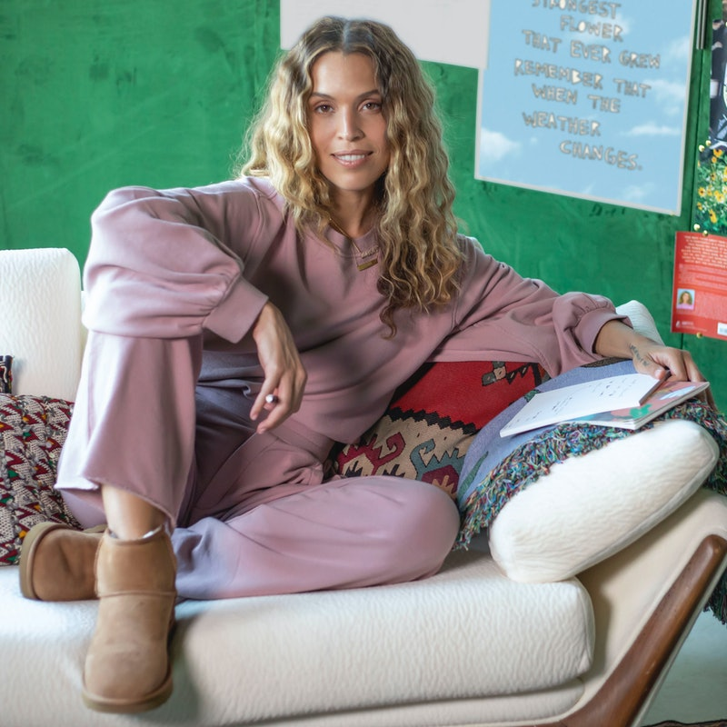 Cleo Wade Stars in Ugg's Ready To Wear Campaign