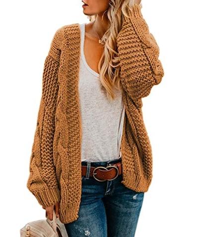 Astylish Knit Cardigan