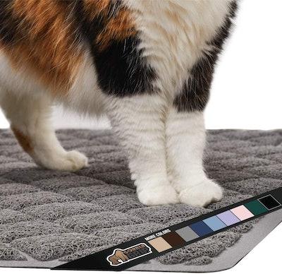 Gorilla Grip Original Premium Durable Cat Litter Mat