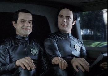 Enrico Colantoni and Rainn Wilson make scene-stealing appearances