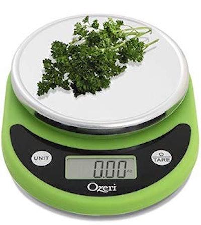 Ozeri Multifunction Kitchen Food Scale