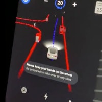 Tesla full self-driving beta videos show the impressive software in action