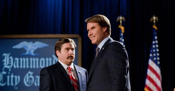 'The Campaign' movie