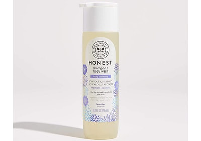 The Honest Company Truly Calming Lavender Shampoo + Body Wash (10 Oz.)
