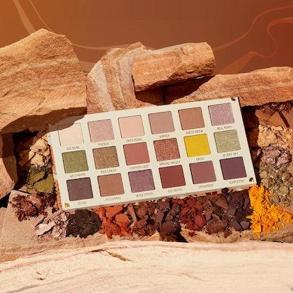 Sandstone Shadow Palette