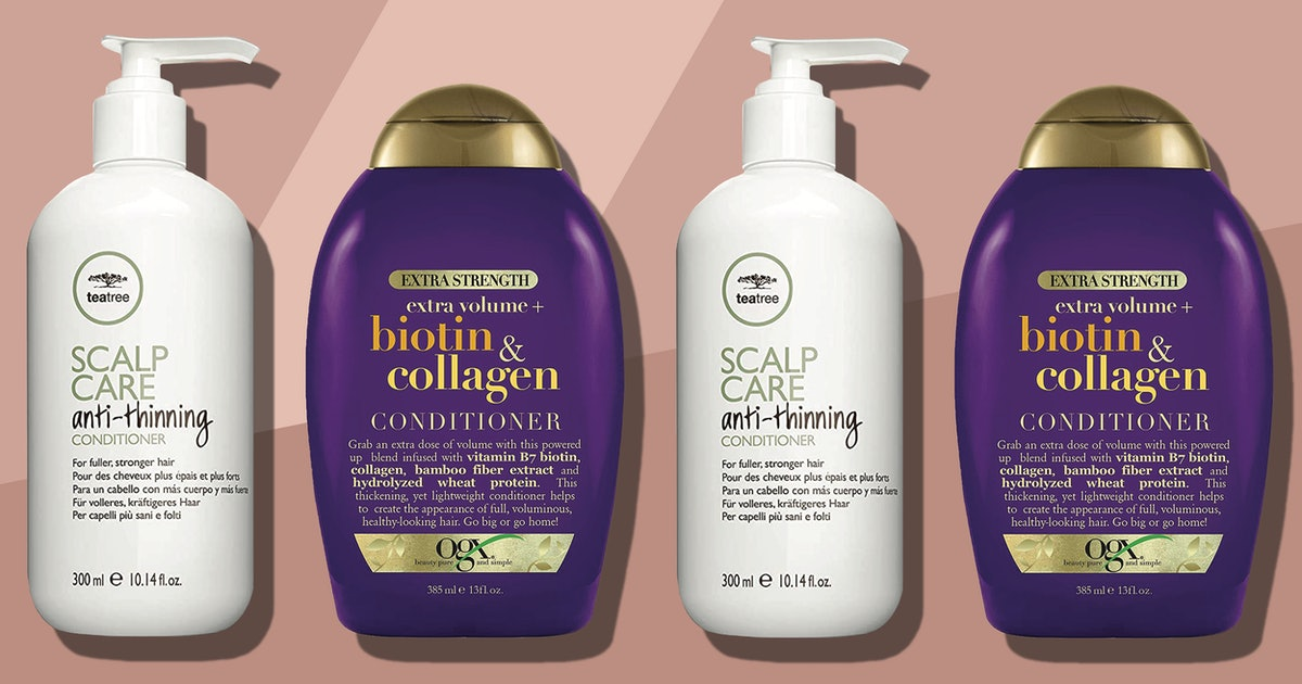 If You Have Thin Or Thinning Hair, Reviewers Swear By These Volumizing Conditioners